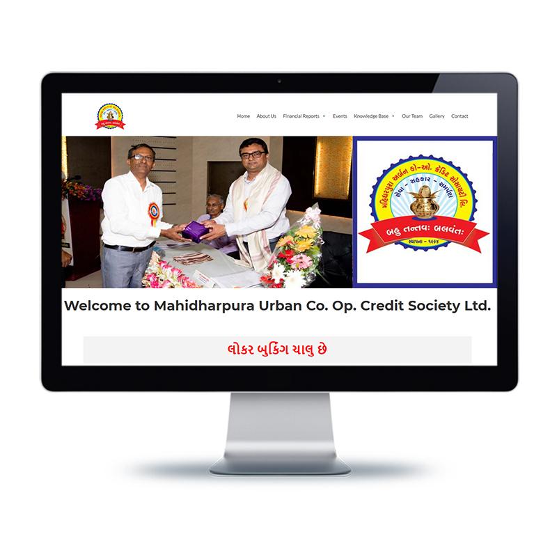 Mahidharpura Urban Co Op Soc